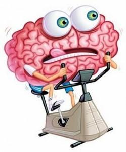 running-brain